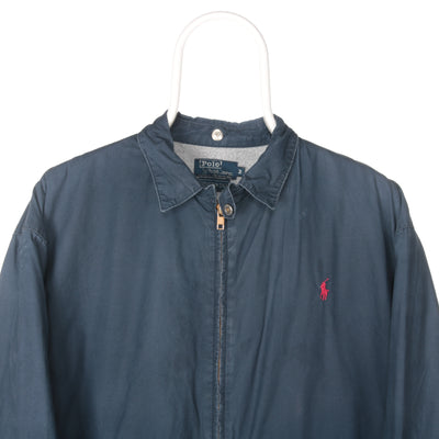 Navy Ralph Lauren  Harrington Jacket - Medium