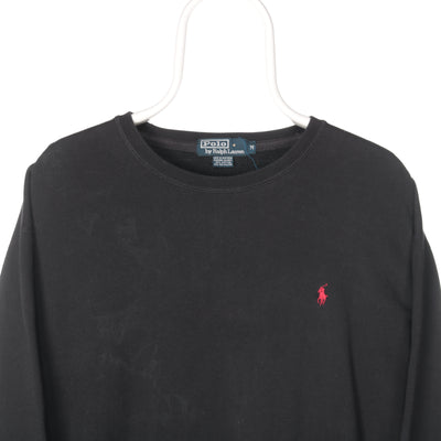 Black Ralph Lauren  Sweatshirt - Medium