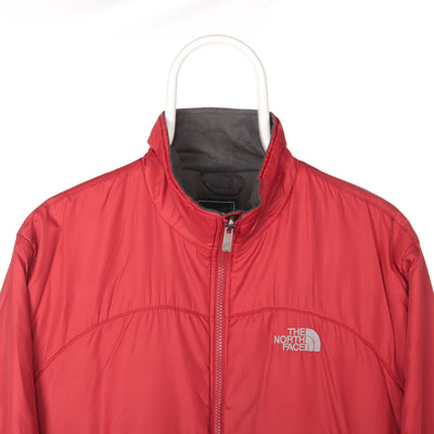 Red The North Face  Puffer Jacket - Medium