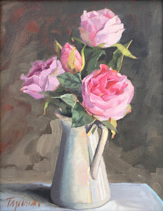 Barbara Trzcinski painter