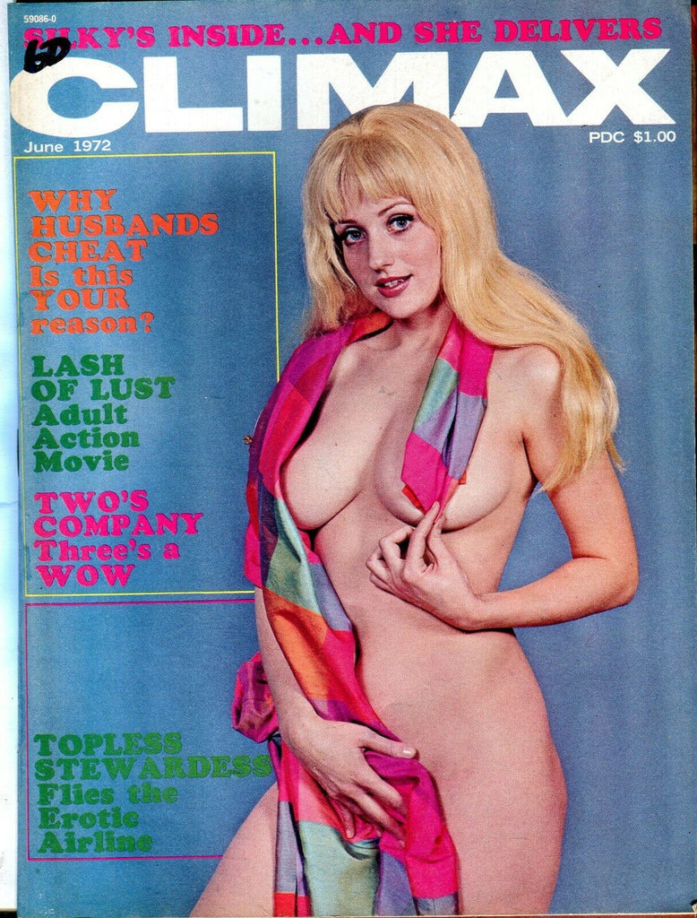 Climax Magazine Cover Girl Shani June 1972 111919lm-ep