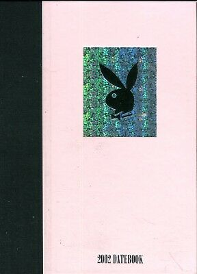 Playboy 2002 Datebook Hardcover 060118lm-ep2 - New
