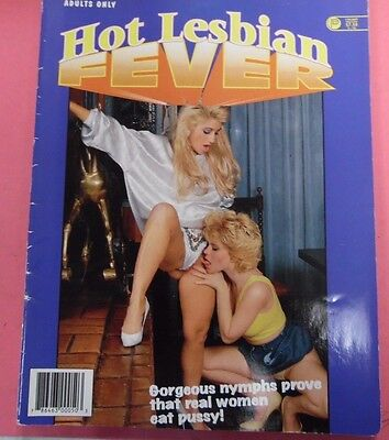 Hot Lesbian Fever Magazine vol.1 #3 1994 Parliament Publication 052017lm-ep2 - Used