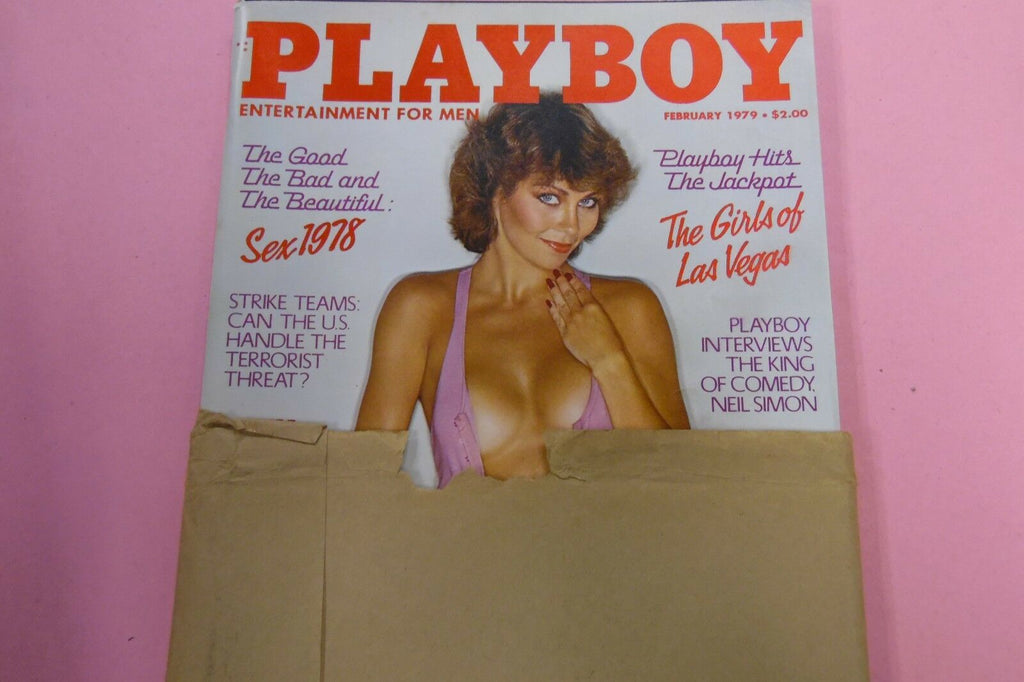 Playboy Magazine Girls Of Las Vegas February 1979 010617lm-ep