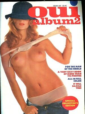 Oui Album 2 Magazine Brigette 1976 by Playboy 020418lm-ep - New
