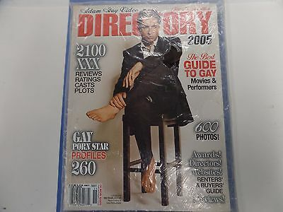 Adam Gay Video Directory Adult Magazine Michael Lucas 2005 new 030816lm-ep - New
