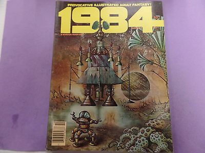 1994 Provocative Illustrated Adult Fantasy Magazine #9 October 1979 041516lm-ep5 - New