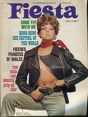Fiesta Magazine Helen Jones vol.3 #7 September 1969 102518lm-ep