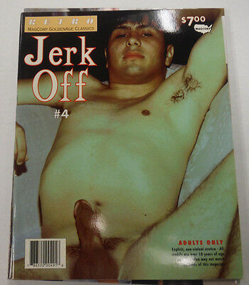 Jerk Off Gay Adult Magazine Johnny Cum Lately #4 1998 080515lm-ep