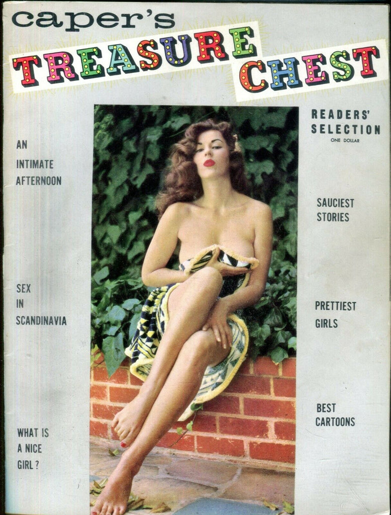Unbranded Capers Treasure Chest Maria Stinger 1959 030919lm-ep - Used