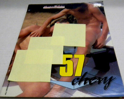 57 Chevy Gay Adult Magazine Vg 100813lm-ep