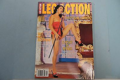 Leg Action Magazine Supreme Foot Queen September 1997 060916lm-ep