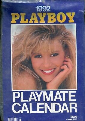 Playboy 1992 Playmate Calendar new/sealed 020718lm-ep3 - New