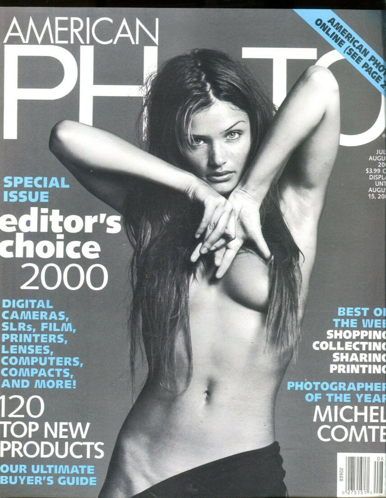 American Photo Magazine Special Issue Editor's Choice 2000 101819lm-ep