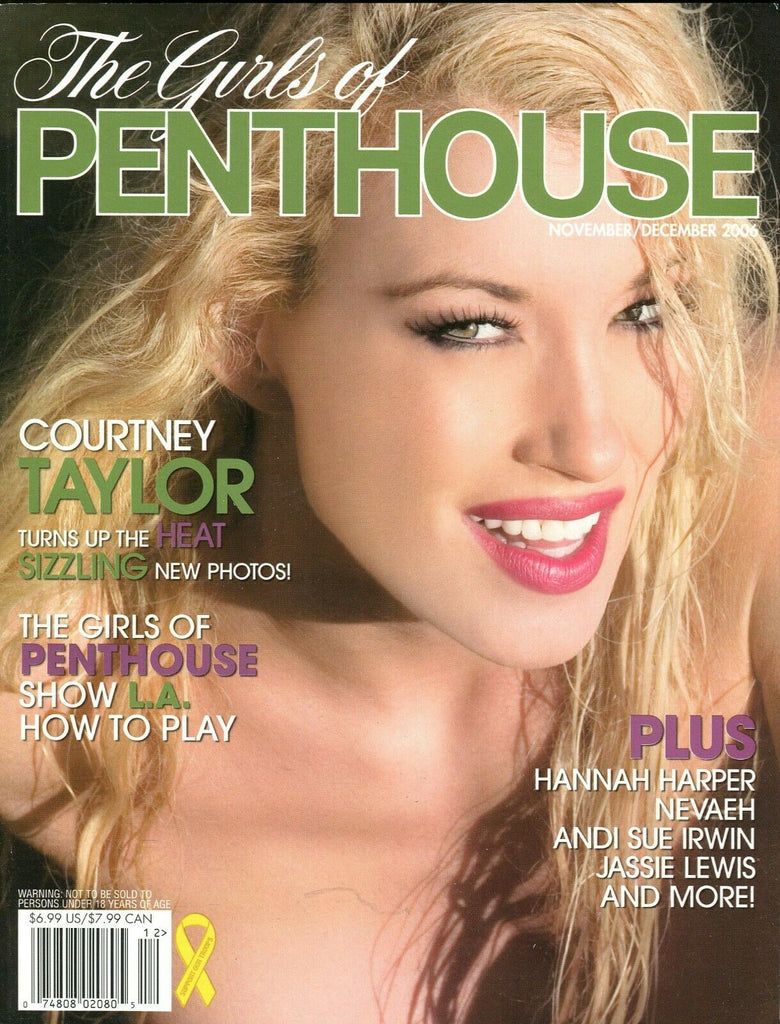 Girls Of Penthouse Courtney Taylor November 2006 051619lm-ep2 - New