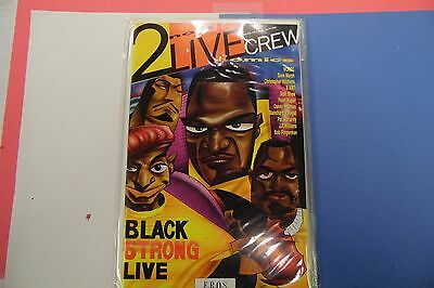 2 Live Crew Adult Comic #1 by Eros 1991 062516lm-ep2 - New