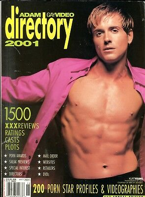 Adam Gay Video 2001 Directory Kurt 11th Annual Edition 033018lm-ep2