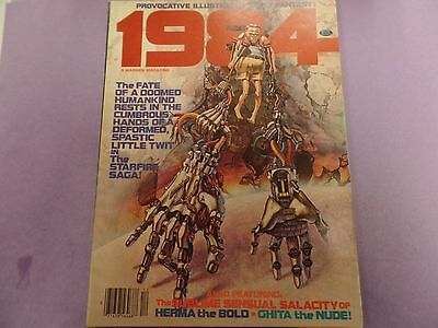 1994 Provocative Illustrated Adult Fantasy Magazine #10 1979 041516lm-ep5 - New