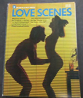 Love Scenes Adult Magazine by Playboy Press 1976 071115lm-ep - New