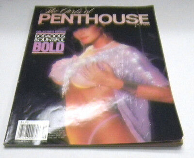 Girls Of Penthouse Adult Magazine Bodacious Bountiful October 1991 04014lm-ep - Used
