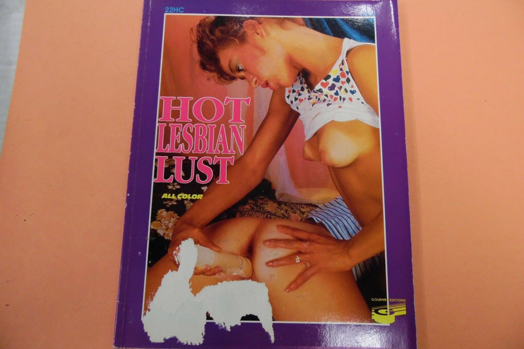 Hot Lesbian Lust Magazine #1 by Gourmet Editions 110916lm-ep5 - Used