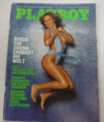 Playboy Adult International Magazine September 1979 100215lm-ep - Used