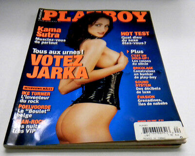 Playboy French Adult Magazine Kama Sutra May 2002 #24 ex 041114lm-ep