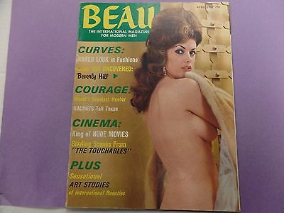 Beau Adult Magazine Beverly Hill April 1967 041316lm-ep