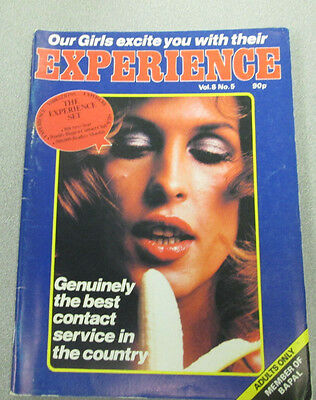 Experience Adult Digest Photo Stories/Contacts Vol.8 #5 ex 111314lm-ep2
