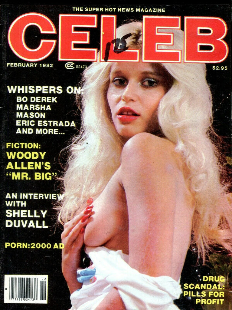 Celeb Magazine Teasing Tina/ Shelly Duvall Interview February 1982 101419lm-ep