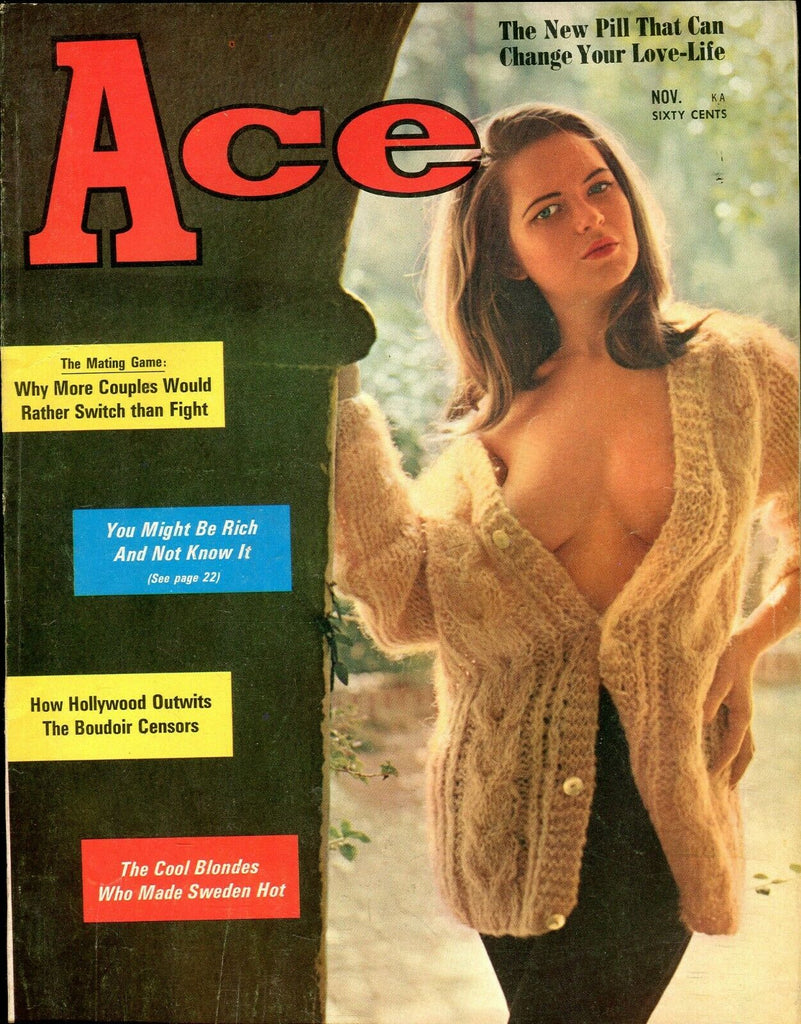 Ace Magazine Barbara November 1965 071419lm-ep