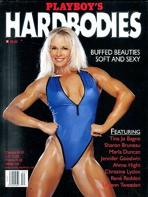Lot Of 2 Playboy Magazines Hardbodies 1996/ Playmate Review 1998 082318lm-ep - Used