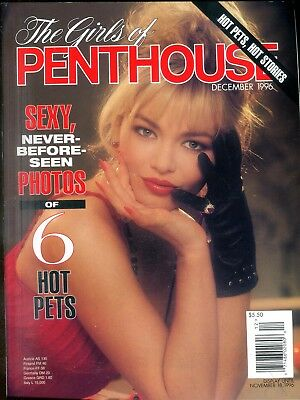 Girls Of Penthouse Magazine Julia December 1996 111418lm-ep - New