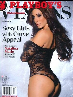 Lot Of 4 Playboy's Vixens Magazines 2006- 2011 092818lm-ep - New