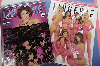 Lot Of 2 Playboy's Lingerie Magazines January 1997/ November 2001 062716lm-ep - New