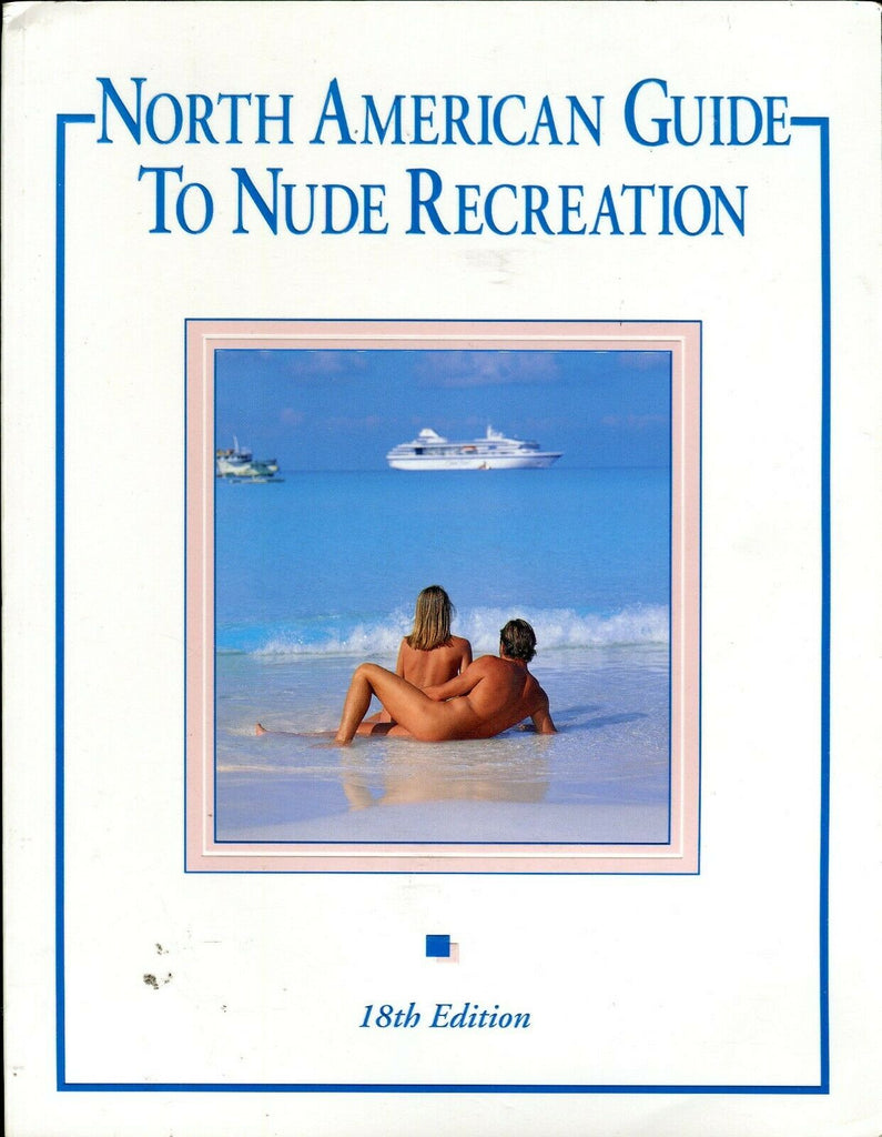 North American Guide To Nude Recreation Nudist Magazine #18 1993 061219lm-ep - New