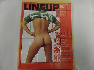 Numbers Gay Adult Magazine Kirk Lynch May 1980 vg 021716lm-ep