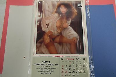Playboy 1991 Playmate Promo Advertising Calendar 062816lm-ep - Used