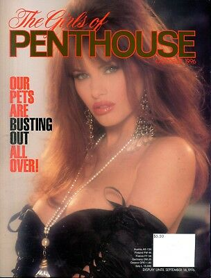 Girls Of Penthouse Busting Out! Lynn October 1996 102918lm-ep - Used