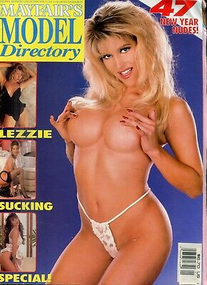 Mayfair's Model Directory Lezzie Sucking Special! vol.13 #1 1995 070718lm-ep