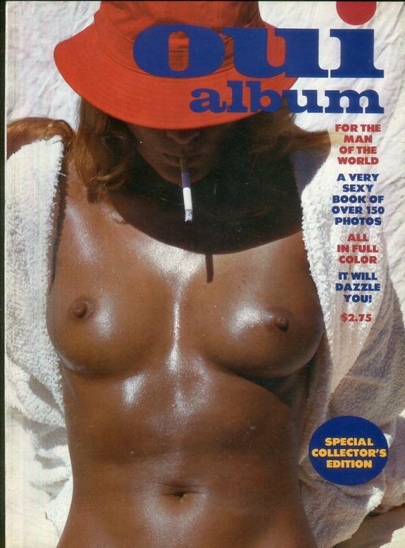 Oui Album Magazine 1975 Playboy Special Edition 042919lm-ep3 - New