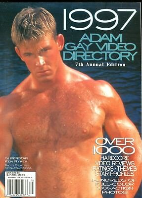Adam Gay Video Directory Magazine 1997 Ken Ryker 032318lm-ep