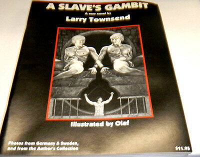 A Bondage Gambit Gay Adult Magazine By Larry Townsend 1985 121613lm-ep