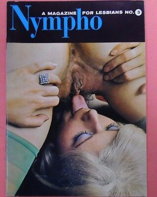 Nympho Magazine For Lesbians #3 1975 052017lm-ep2