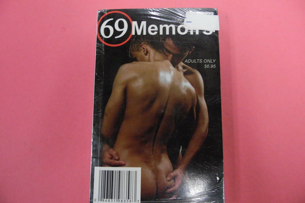 69 Memoirs Adult Gay Novel Book 1 2006 120916lm-ep