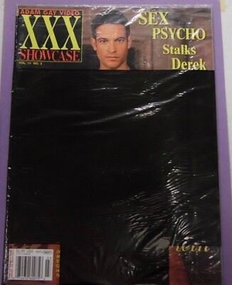 Adam Gay Video XXX Magazine Andy Hunter vol.11 #3 new 110212lm-epa - New