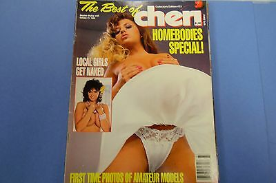 Best Of Cheri Homebodies Special Magazine #33 1989 Collector Issue 061616lm-ep