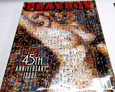 Playboy Adult Magazine 45th Anniversary January 1999 nm 082713lm-ep - Used