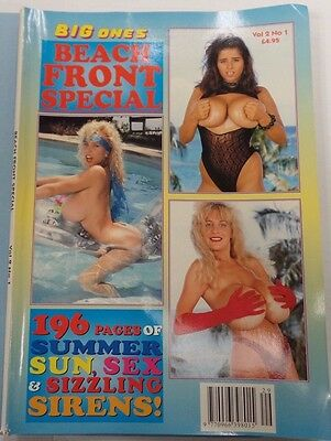 Big Ones Beach Front Special Tiffany Towers/Chloe Vevrier 1994 110615lm-ep - Used
