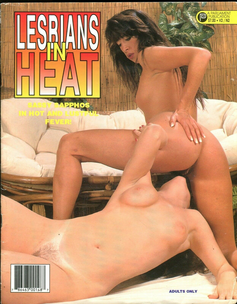 Lesbians In Heat Magazine Cara Lott / La Dawn vol.2 #2 1994 061319lm-ep2 - Used